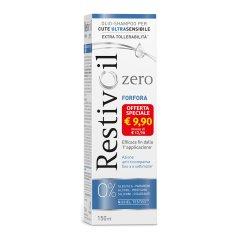 RESTIVOIL ZERO FORFORA Olio-Shampoo Cute Ultra-Sensibile 150ML