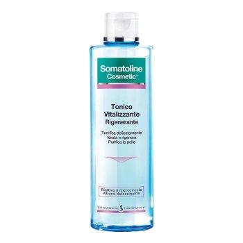somatoline cosmetic viso tonico vitalizzante rigenerante 200 ml offerta speciale