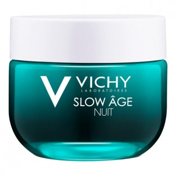 vichy slow age soin gel crema notte 50 ml