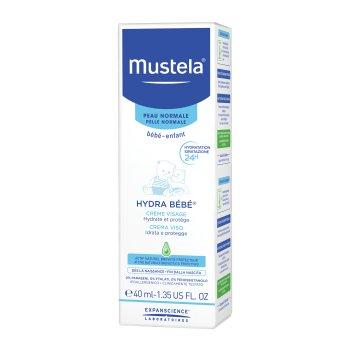 mustela hydra bebe' crema viso 24h 40 ml