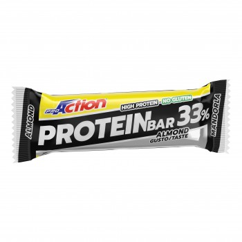 proaction protein 33% barretta mandorla 50g