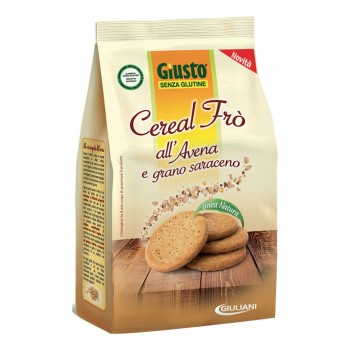 giusto s/g cereal fro'250g