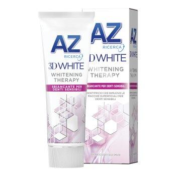 az 3d white whitening therapy sbiancante per denti sensibli 75 ml