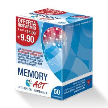 memory act 50 compresse