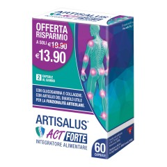 artisalus act forte 60cps