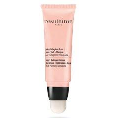 nuxe resultime - trattamento al collagene 3 in1 giorno-notte-maschera 50ml.