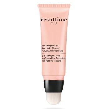 nuxe resultime trattamento collagene 3 in 1 giorno - notte - maschera 50ml