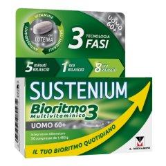 SUSTENIUM BIORITMO3 UO 60+ 30CPR