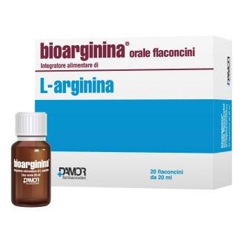 bioarginina 20 flaconi orali