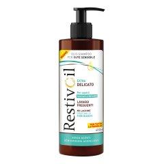 RESTIVOIL Extra Delicato Olio-Shampoo Capelli Normali e Delicati 400ml