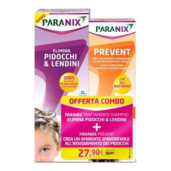 paranix shampoo tratt+prevent