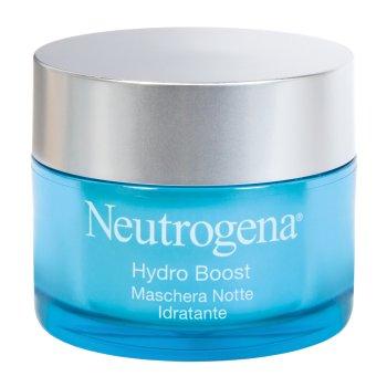 neutrogena maschera acqua gel notte