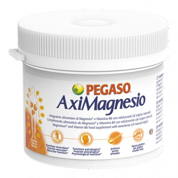 aximagnesio polvere 280g pegaso