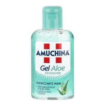 amuchina aloe gel igienizzante idratante mani 80ml