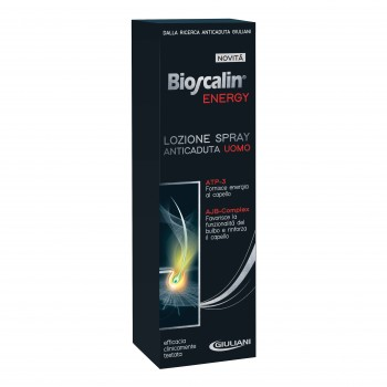 bioscalin energy lozione spray special price