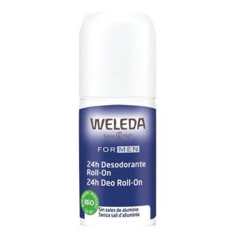 weleda deo 24h roll-on men50ml