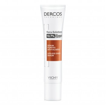 dercos kera-solution siero sigilla punte capelli 40 ml