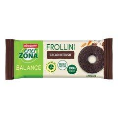 ENERVIT ENERZONA Frollino Cacao Monodose 4 frollini 24g