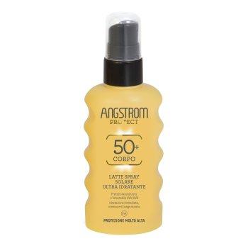 angstrom protect spf50+ latte solare spray protezione molto alta 175 ml