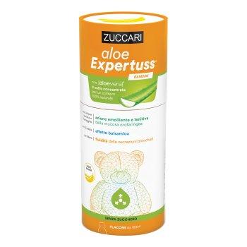 zuccari aloe experttuss bambini ciliegia 150 ml