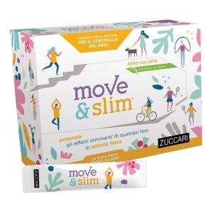 Zuccari Move&Slim 25 Stick-Pack 10 ml