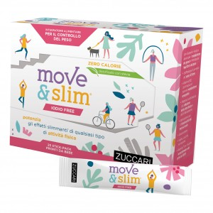 Zuccari Move&Slim Iodio Free 25 Stick-Pack 10 ml
