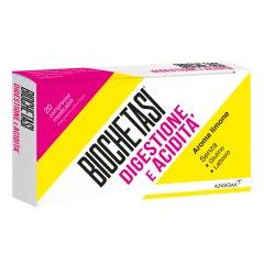 biochetasi digestione e acidita' 20 compresse masticabili