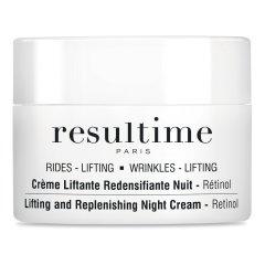 nuxe resultime - crema notte ridensificante al retinolo 50ml.
