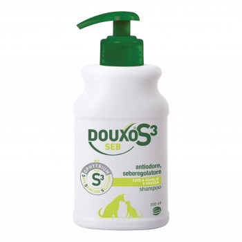 douxo s3 seb shampoo 200ml
