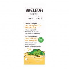 WELEDA Dent.Bamb.50ml