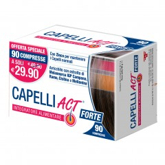 capelli act forte 90 cpr