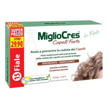 migliocres capelli più forte 15 fiale 7ml