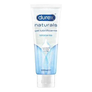 durex gel lubrificante naturals idratante 100ml