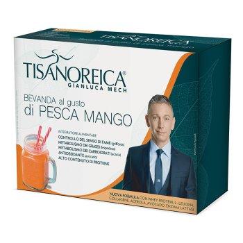 tisanoreica bevanda al gusto pesca mango 29g x 4 pat