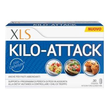 xls kilo attack 30cpr