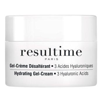 nuxe resultime - gel-crema dissetante ai 3 acidi ialuronici 50ml.