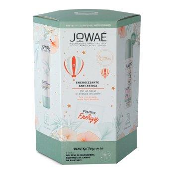 jowae cofanetto energizzante gel vitaminizzato idratante energizzante + acqua spray