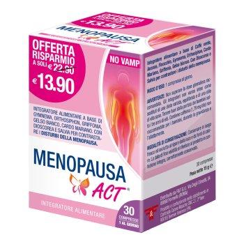 menopausa act 30 cpr