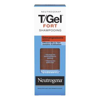 neutrogena t gel forte shampoo